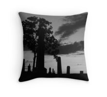 072609-140   END OF DAY Throw Pillow