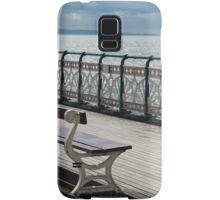 Let's Sit Down And Watch The Sea Samsung Galaxy Case/Skin