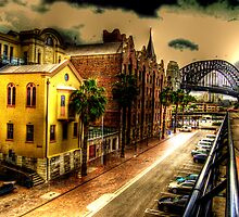 View of the Bridge. by JohnArnold
