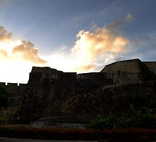 Old San Juan by Jennifer Suttle