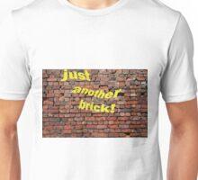Brick. Unisex T-Shirt