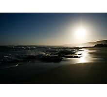 Johanna Beach Sunset I Photographic Print