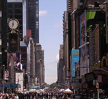 7th Avenue. by prestongeorge