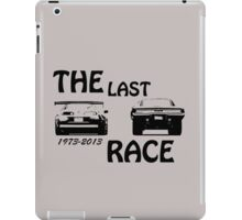 fast and furious 7 iPad Case/Skin