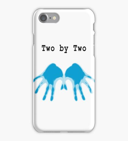 Hands of Blue iPhone Case/Skin