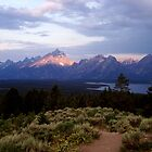 Grand Teton National Park by ChelseaSelf