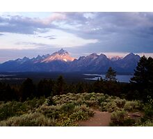 Grand Teton National Park Photographic Print