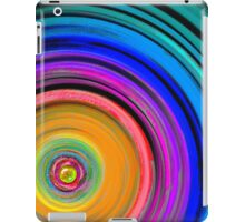 To Center Inverted iPad Case/Skin