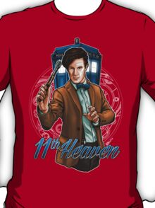 11th Doctor - Eleventh Heaven T-Shirt