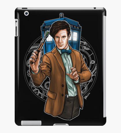 11th Doctor - Eleventh Heaven iPad Case/Skin