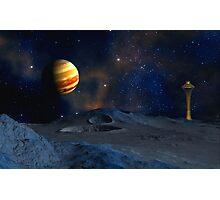 Galilean moons Photographic Print