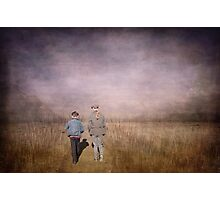 Finding our way, together Photographic Print