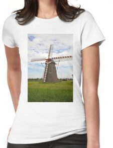 Windmill Womens Fitted T-Shirt
