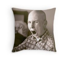 Oi!  Oy-Vey!!! Throw Pillow