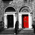 Dublin Doors by Chloe Garfield