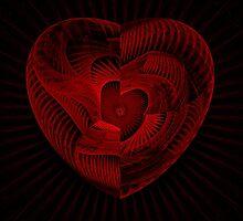 Mixed Up Heart by Bunny Clarke
