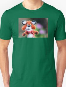Jim the Fox Unisex T-Shirt