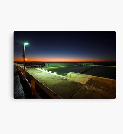 The United Colors of Newcastle Canvas Print