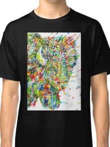 WATERCOLOR BISON Classic T-Shirt