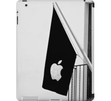 Apple Flag Flying in the Wind iPad Case/Skin