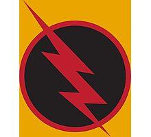 Reverse Flash Photographic Print