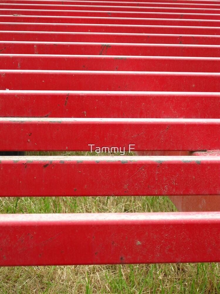 Wagon Lines by Tammy F
