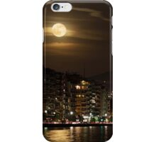 Super Moon Rising iPhone Case/Skin