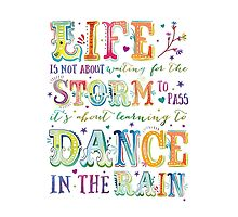 Dance in the Rain by HouseofJackUK