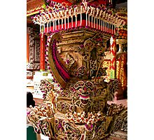 Balinese Offering Photographic Print