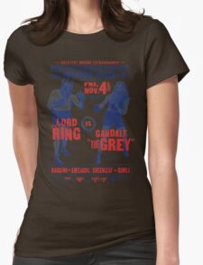 Lord of the Ring Womens Fitted T-Shirt