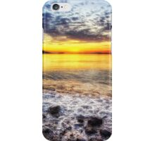 The waves that calm me iPhone Case/Skin