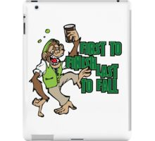 Drunk Monkey iPad Case/Skin