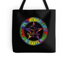 The Sisters Of Mercy - The Worlds End - A slight Case of Over Bombing Tote Bag