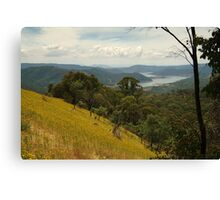 Lake Eildon Canvas Print