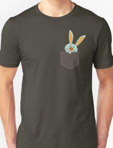 POCKET PALS :: bunny rabbit 2 Unisex T-Shirt