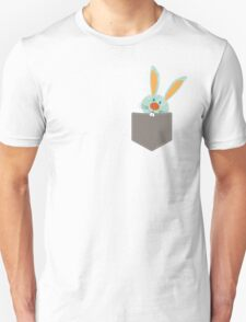 POCKET PALS :: bunny rabbit 2 Unisex T-Shirt