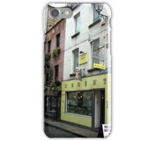 Shave & a Haircut - 2 bits iPhone Case/Skin