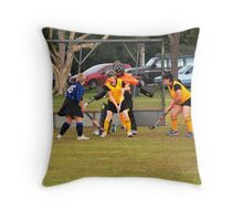 This was to be the winning goal !!! Throw Pillow