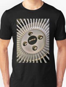 DMC Delorean Wheel T-Shirt