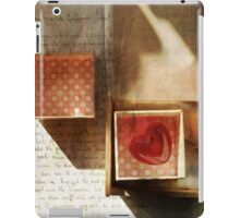 Boxes. iPad Case/Skin