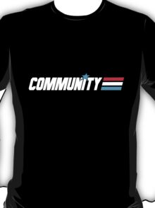 Community GI Joe T-Shirt