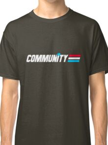 Community GI Joe Classic T-Shirt