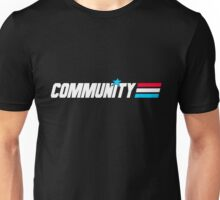 Community GI Joe Unisex T-Shirt