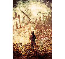 Ruins  Photographic Print