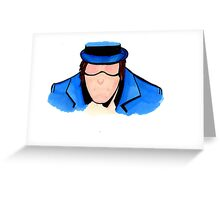 The Question - Renee Montoya Greeting Card