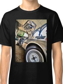 DMC Delorean at Borough Market Classic T-Shirt