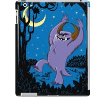 Where the Wild Omegas Are iPad Case/Skin