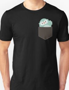 POCKET PALS :: owl - foam T-Shirt