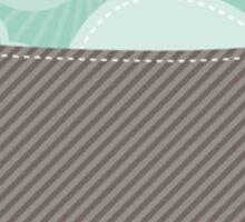 POCKET PALS :: owl - foam Sticker