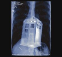 Doctor WHO IS IN ME? by RooDesign